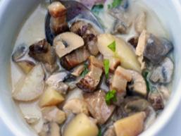 Суп з молюсків