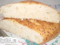 Сирний французький хліб