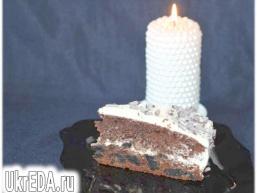 """Торт """"Чорнослив у шоколаді"""""""