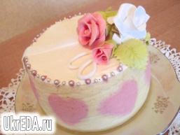 Торт «Для тебе»