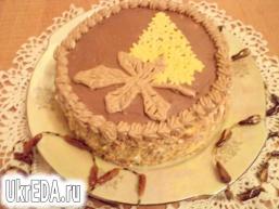 Торт «Київський».