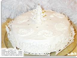 """Торт """"Новорічний"""""""