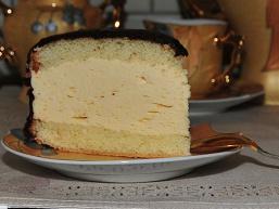 Торт Пташине молоко домашній
