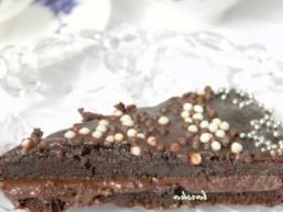 """Торт """"Шоколадний чорний оксамит"""""""