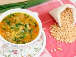 Вчимося готувати пісний гороховий суп
