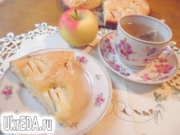 Віденський яблучний пиріг