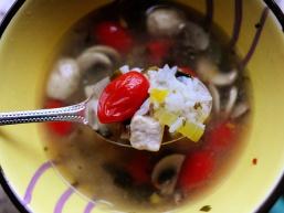 Смачний тайський рецепт супу з куркою