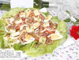 Вогезьких салат