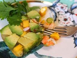 Заливний салатик