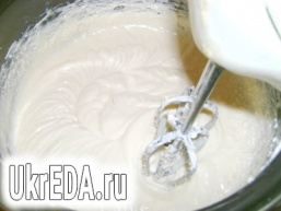 Заварний крем з білим шоколадом