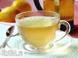 Зелений чай з горілкою