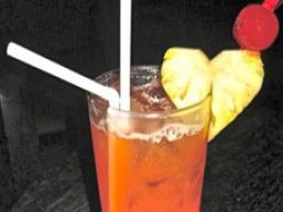 Коктейль «Рожевий ананас»