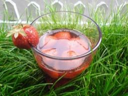 Компот з полуниці