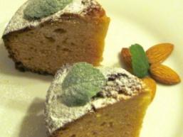 Мигдальний пиріг