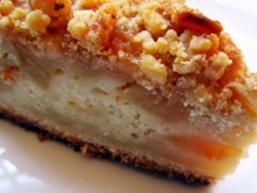 Ніжний яблучний пиріг з хрусткою скоринкою
