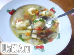 Сирні кульки. Швидкий болгарський суп.