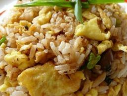 Смажений рис по-китайськи