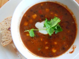 Квасолевій суп в мультіварці