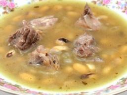 Квасолевій суп