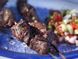 Іки-бир (вірменський шашлик)