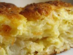 Пиріг «лінива капустница»