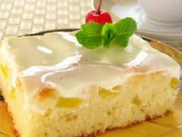 Пиріг «Персик»