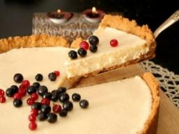 Пиріг зі згущеним молоком