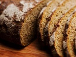 Пісний хліб без дріжджів