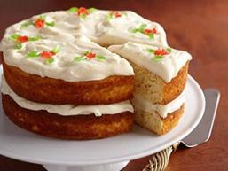 Сметанний торт на кефірі