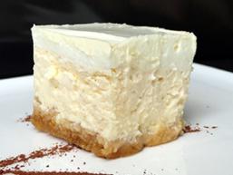 Чізкейк з сиру