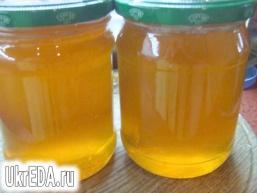 Яблучний «мед»