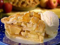 Яблучний листковий пиріг