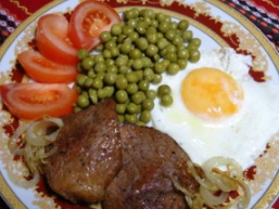 Ескалоп зі свинини