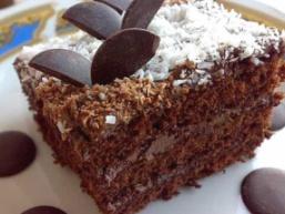 Шоколадний торт «Маркіз»