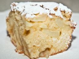 Солодкий пиріг на кефірі