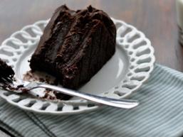Торт шоколадний без борошна