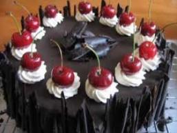 Торт «Сливочно-шоколадний»
